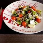Salade mediterraneenne